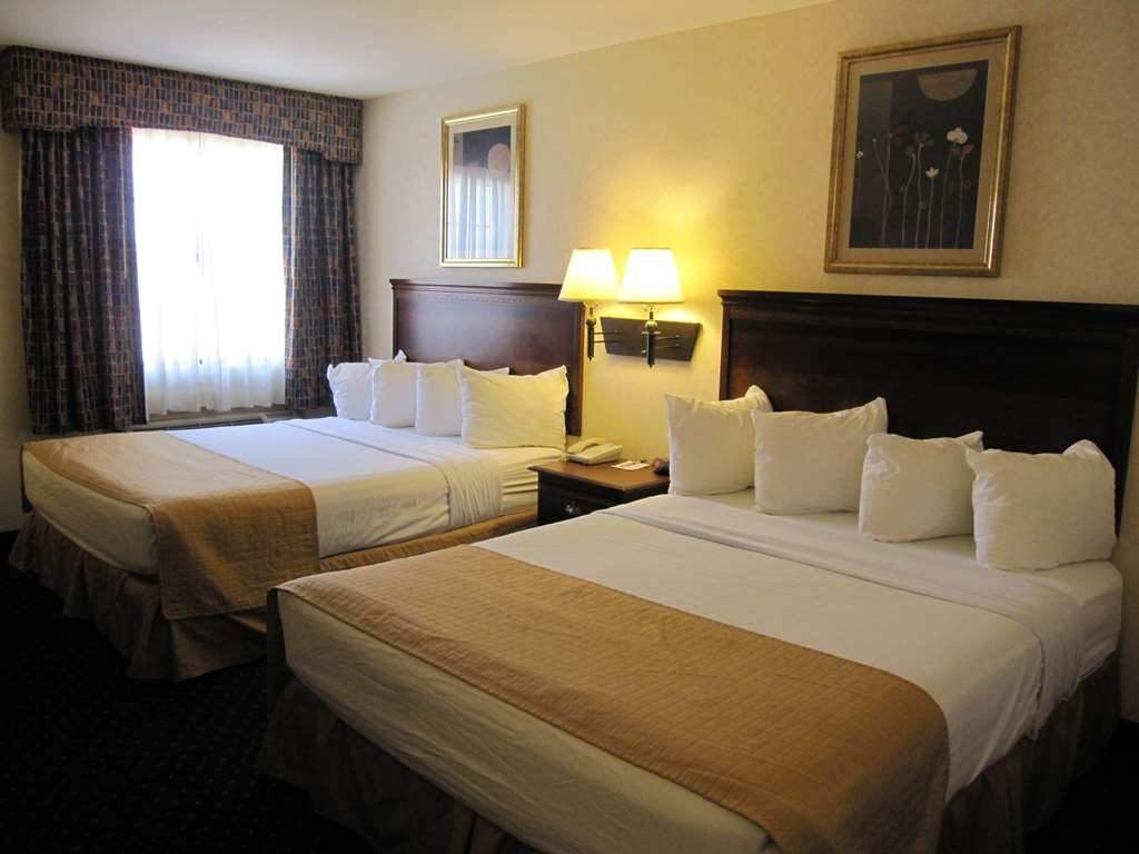 Best Western Stateline Lodge - Guest room