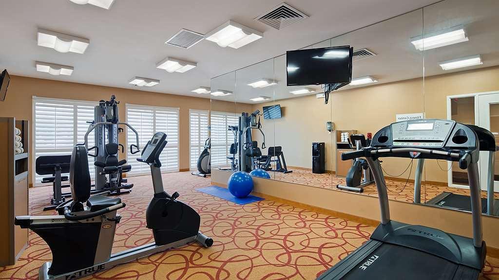 SureStay Hotel By Best Western Blackwell - Fitnessstudio
