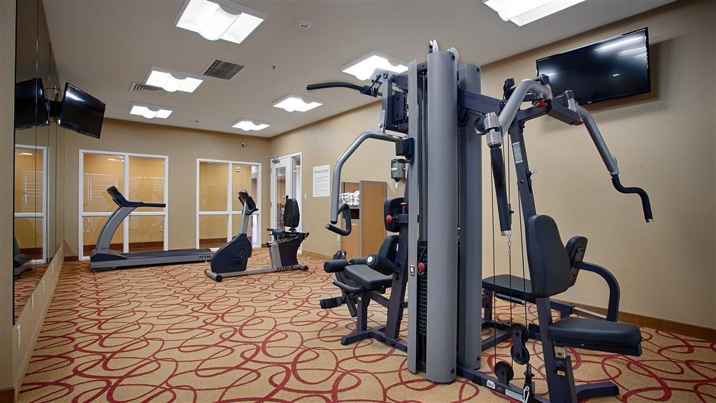 Best Western Blackwell Inn - Fitness Center