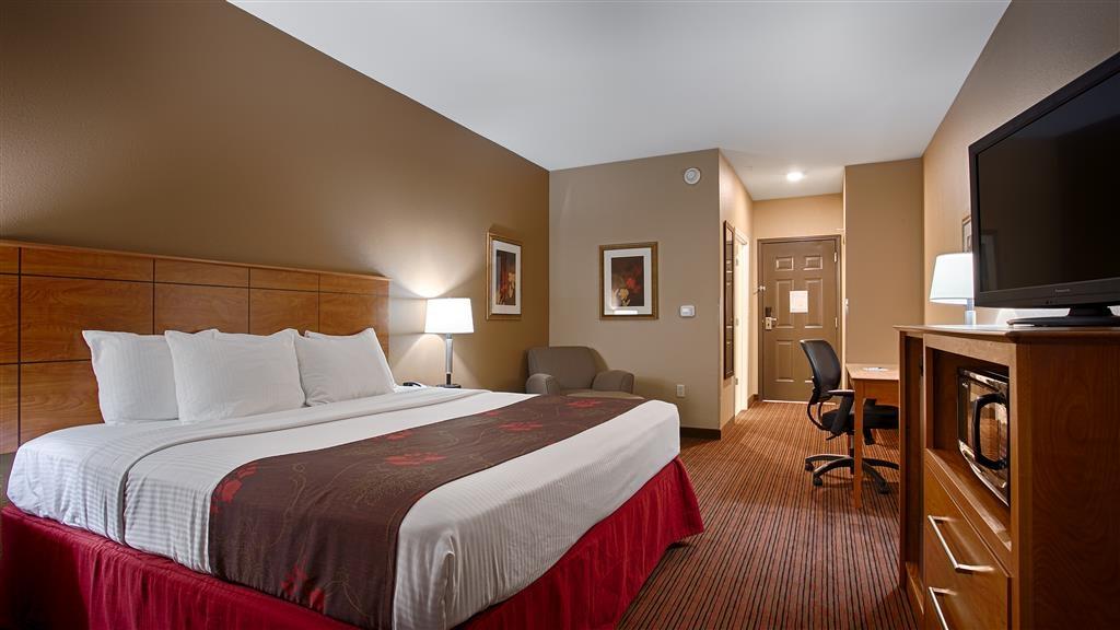 Best Western Blackwell Inn - Guest Room