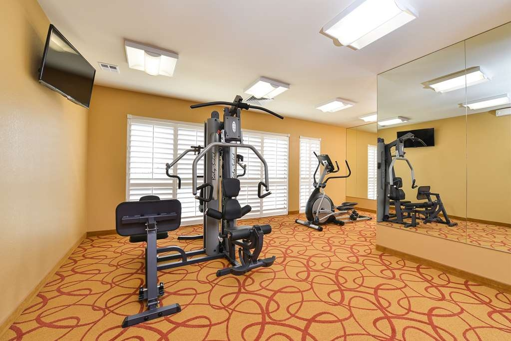 Best Western Blackwell Inn - Fitnessstudio
