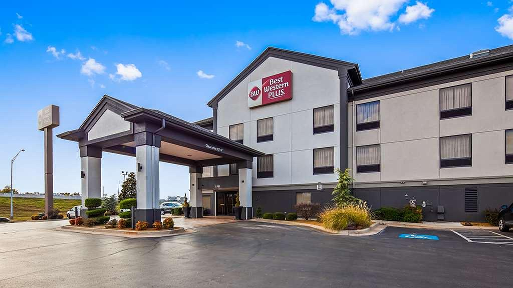 Best Western Plus Midwest City Inn & Suites - Area esterna