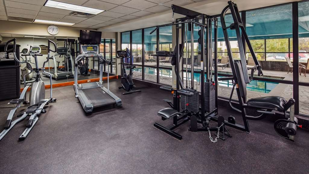 Best Western Plus Midwest City Inn & Suites - There is no need to take a break from your regular fitness routine during your stay with us.