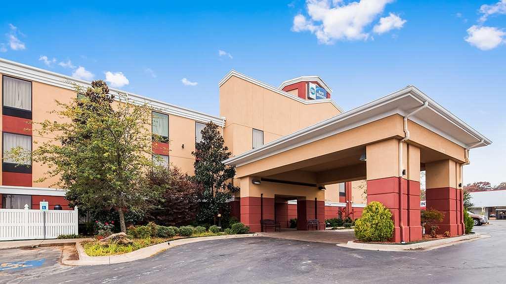 Best Western Seminole Inn & Suites - Area esterna