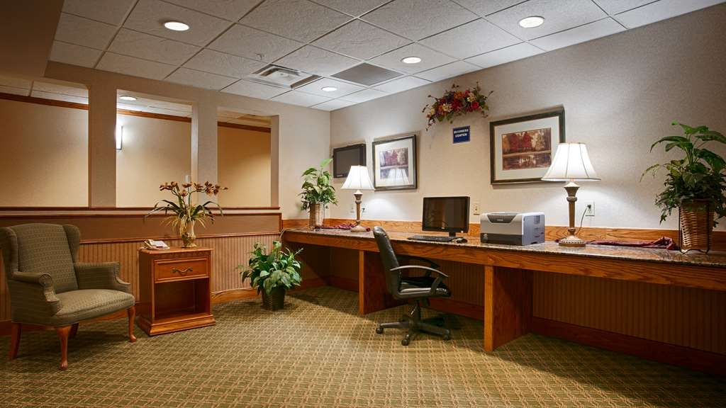 Best Western Seminole Inn & Suites - centre des affaires