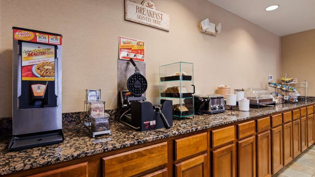 Best Western Seminole Inn & Suites - Restaurant / Etablissement gastronomique