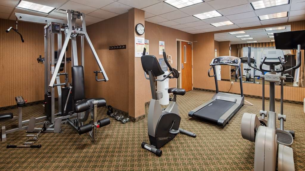 Best Western Seminole Inn & Suites - Club de remise en forme