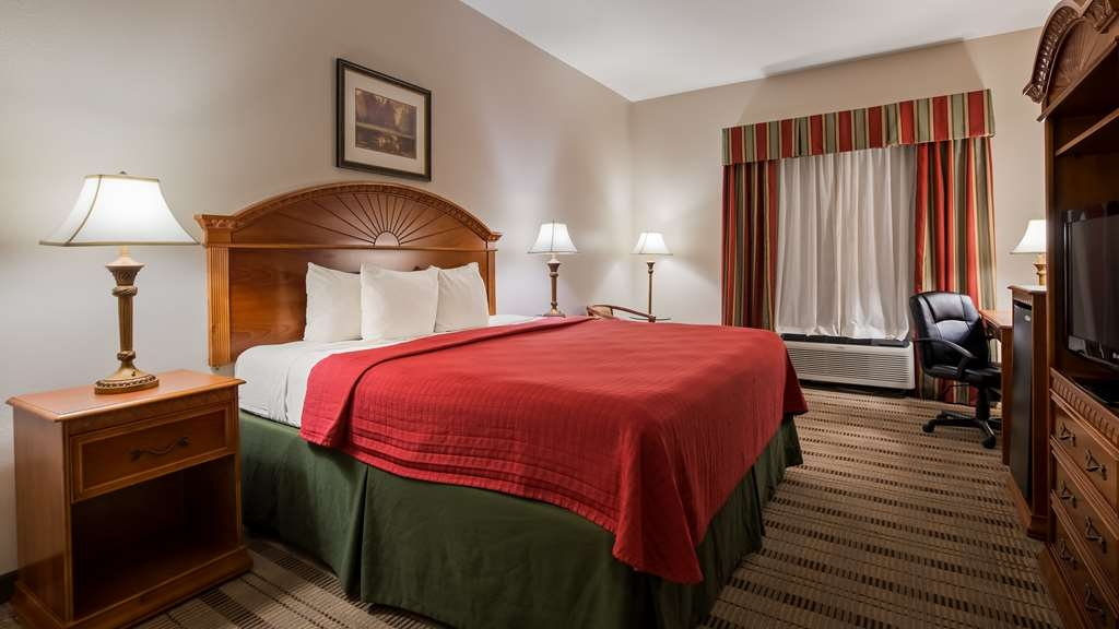 Best Western Seminole Inn & Suites - Chambres / Logements