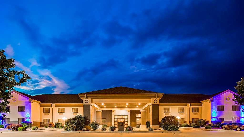 Best Western Locust Grove Inn & Suites - Area esterna