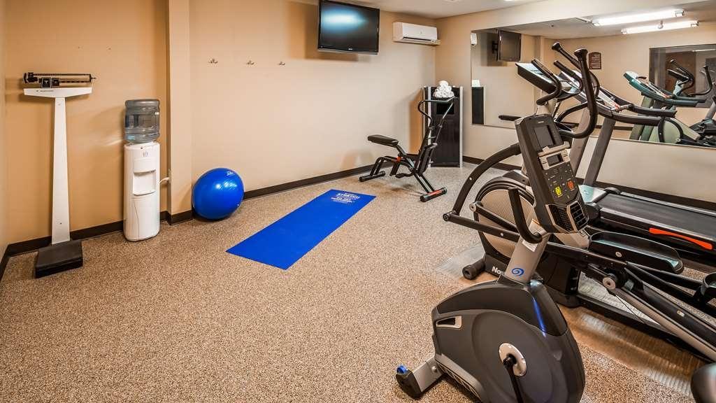 Best Western Locust Grove Inn & Suites - Fitnessstudio