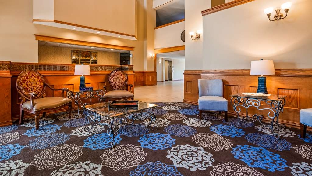 Best Western Locust Grove Inn & Suites - Vue du lobby