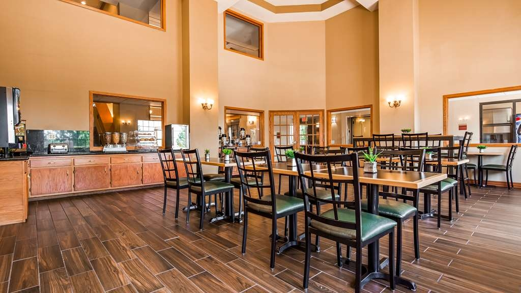 Best Western Locust Grove Inn & Suites - Restaurant / Gastronomie
