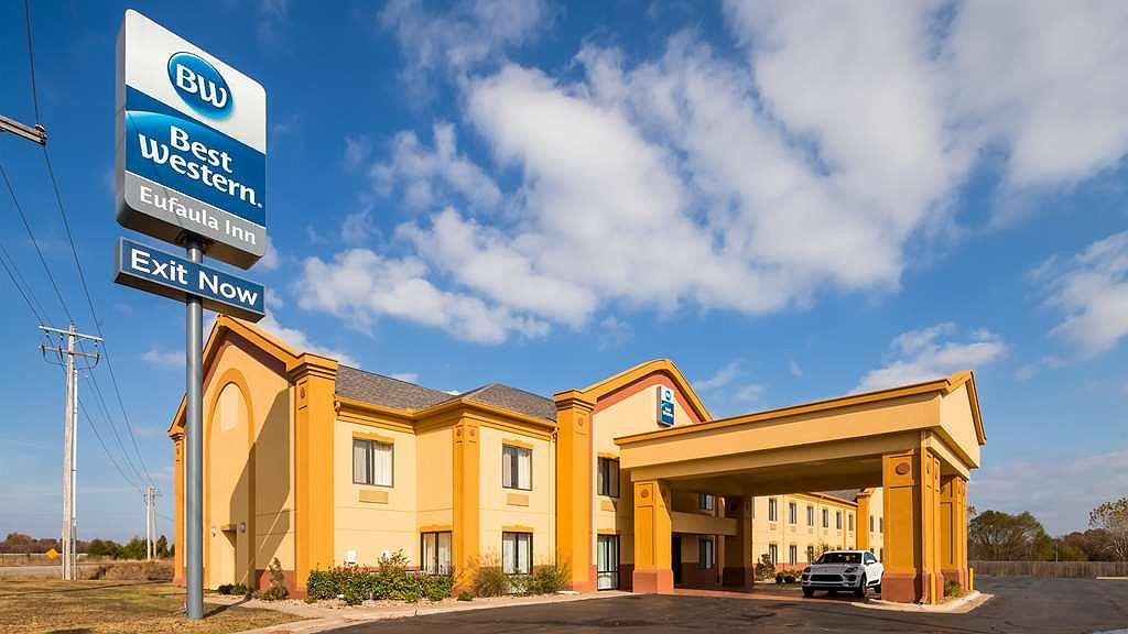 Best Western Eufaula Inn - Vista exterior