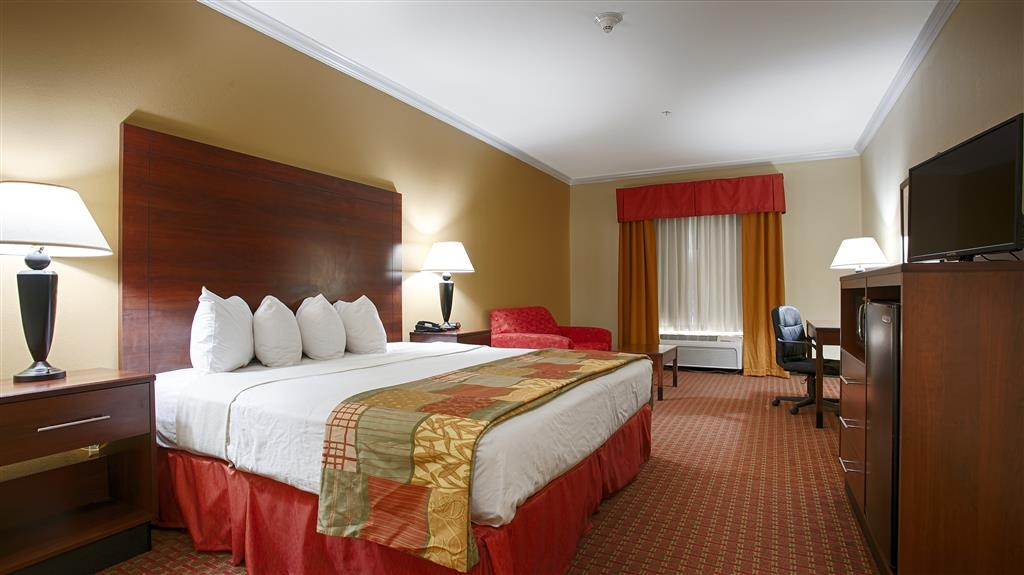 Best Western Eufaula Inn - Chambres / Logements