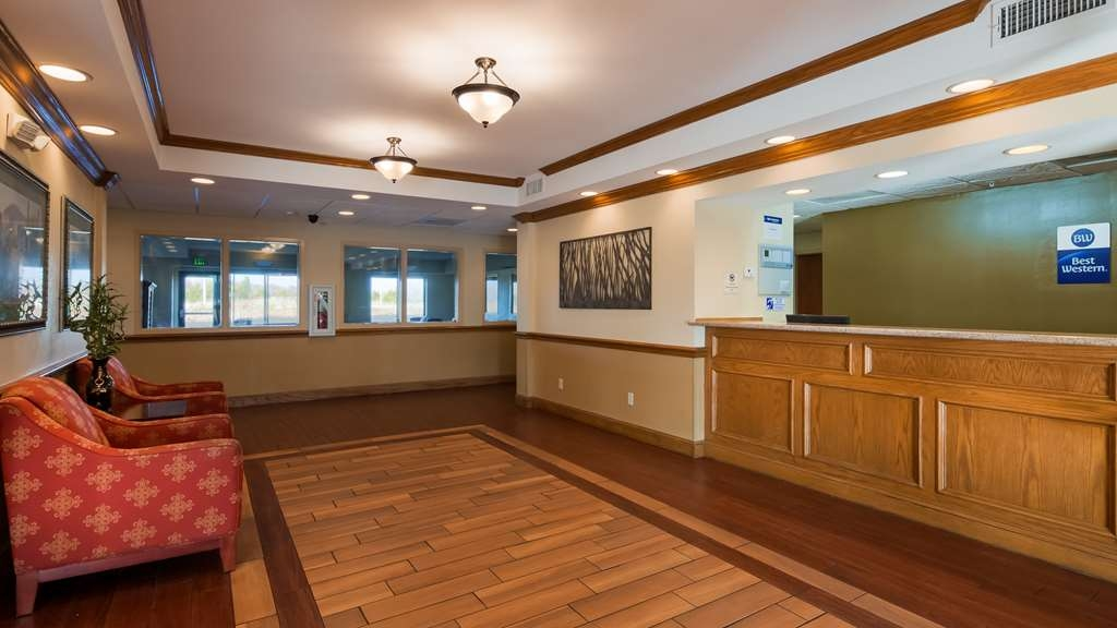 Best Western Eufaula Inn - Lobbyansicht