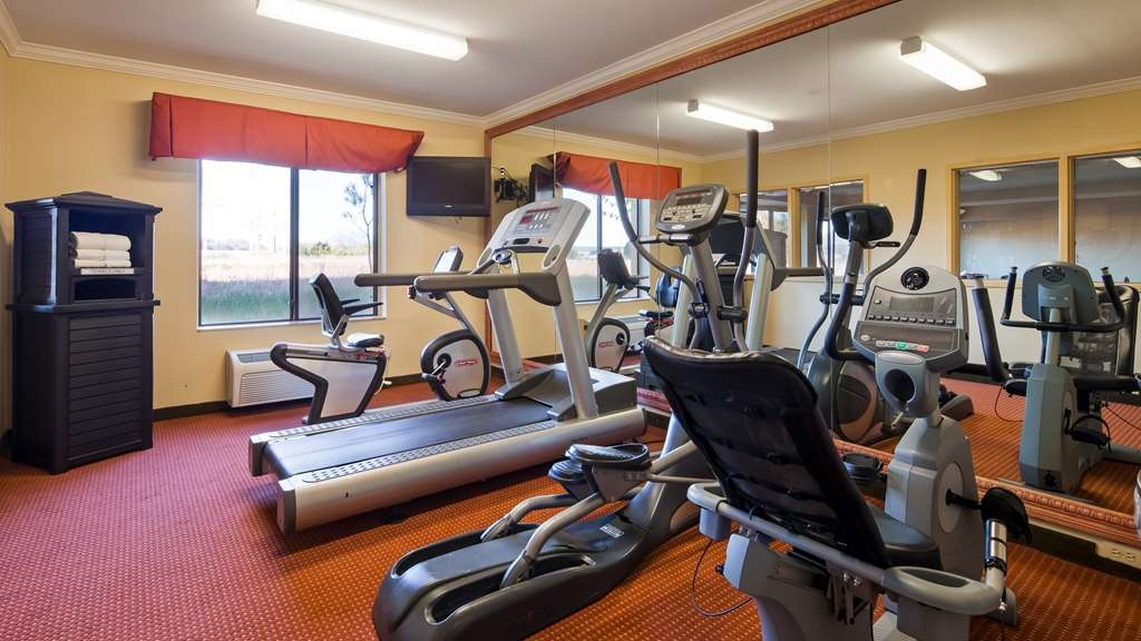 Best Western Eufaula Inn - Club de remise en forme