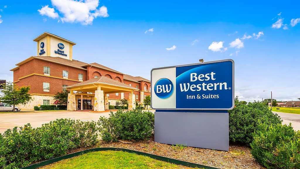 Best Western Red River Inn & Suites - Vista exterior