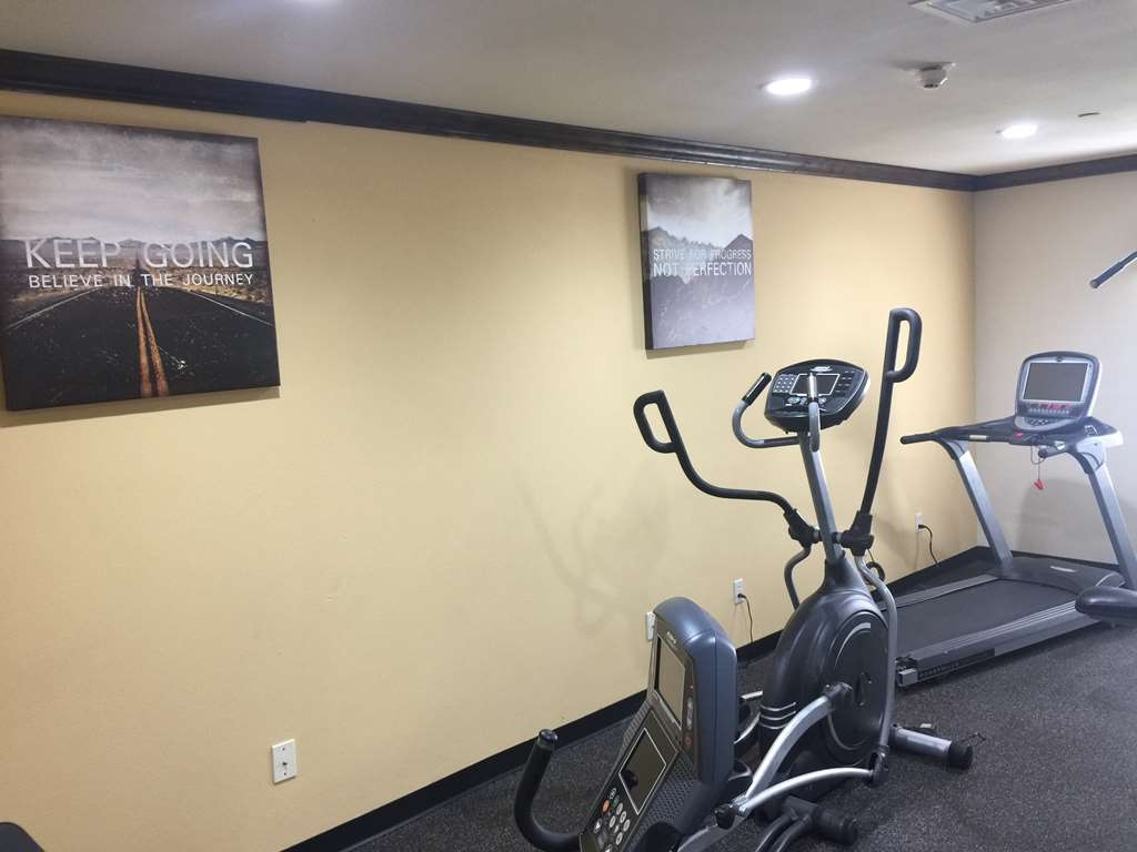 Best Western Red River Inn & Suites - Fitnessstudio