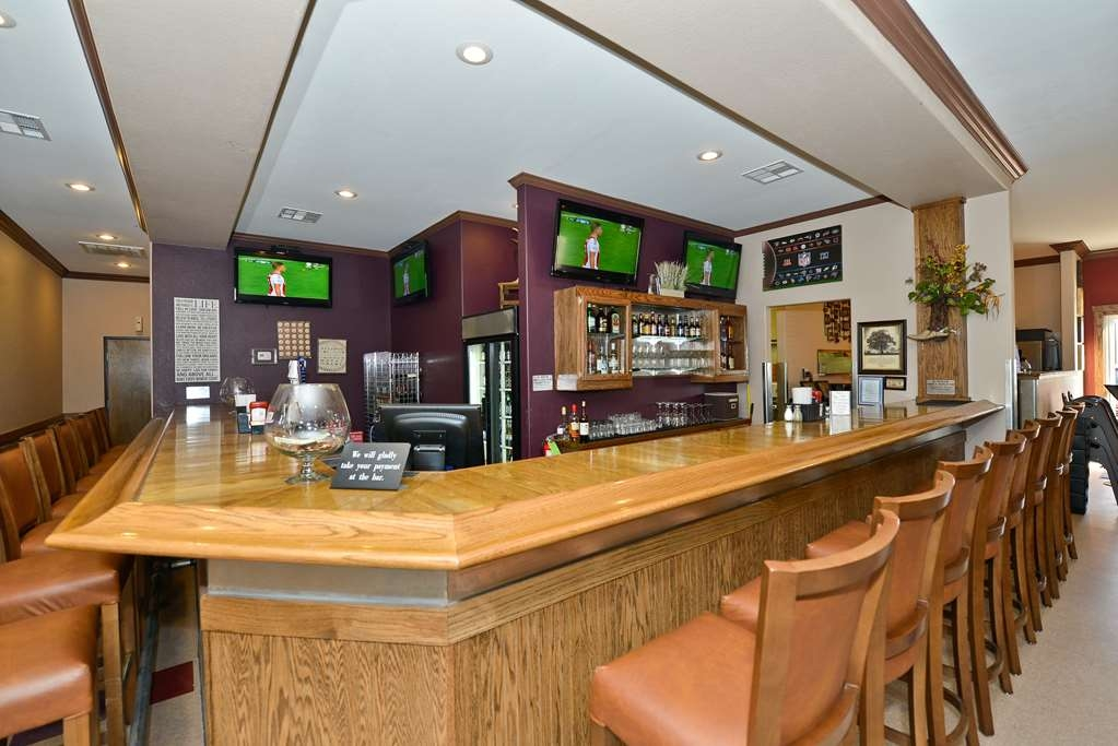 Best Western Plus Guymon Hotel & Suites - Bar/Lounge