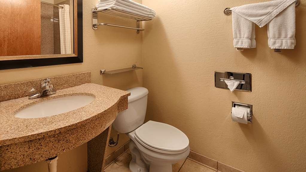 Best Western Plus Guymon Hotel & Suites - We take pride in making everything spotless for your arrival.