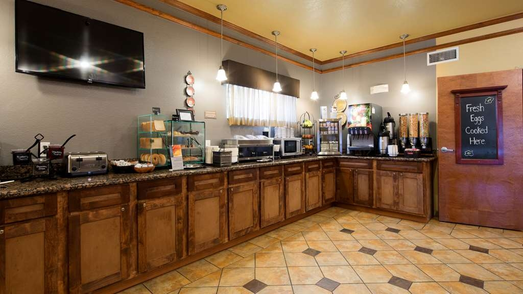 Best Western Plus Guymon Hotel & Suites - Restaurant / Etablissement gastronomique