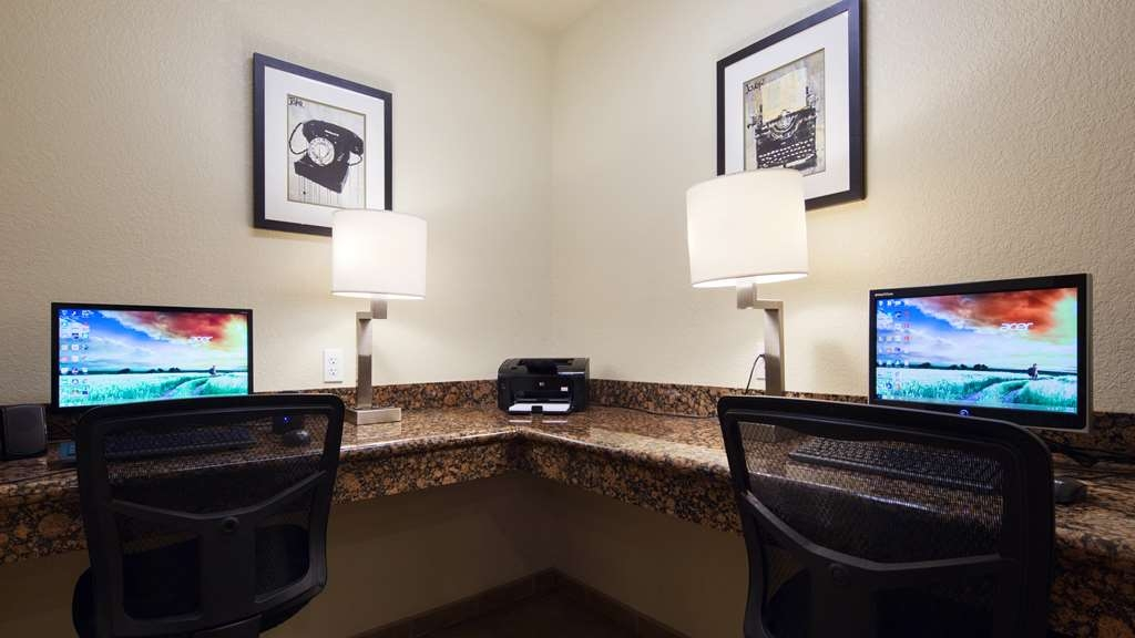 Best Western Plus Guymon Hotel & Suites - centre des affaires