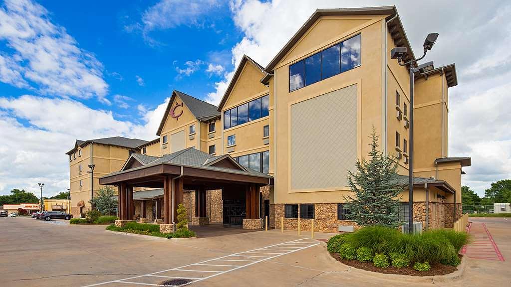 Best Western Plus Cimarron Hotel & Suites - Facciata dell'albergo