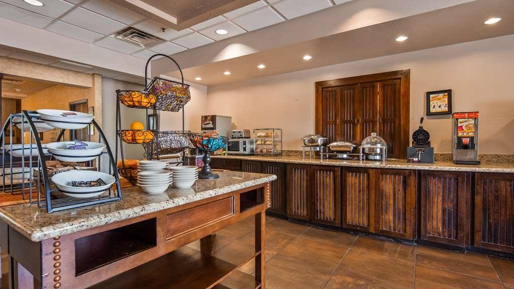 Best Western Plus Cimarron Hotel & Suites - Restaurante/Comedor