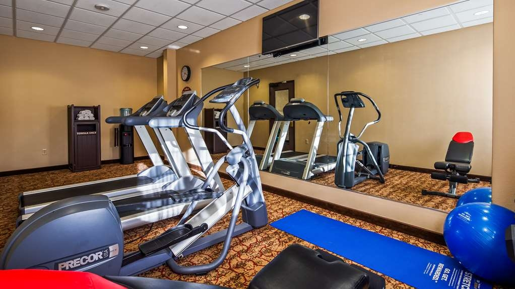 Best Western Plus Cimarron Hotel & Suites - Club de salud