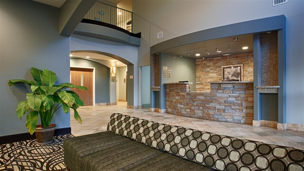 Best Western Plus Sand Bass Inn & Suites - Checking in at our hotels is just the beginning of a world-class experience.