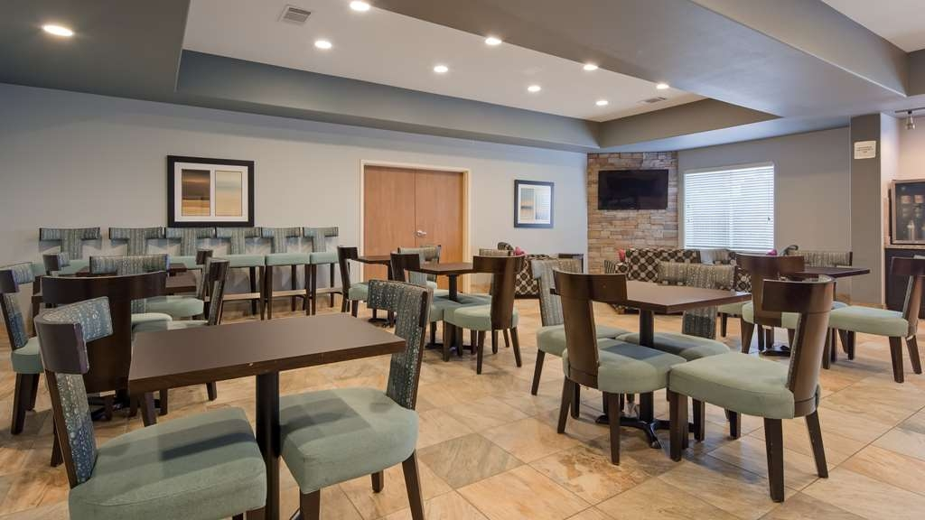 Best Western Plus Sand Bass Inn & Suites - Restaurant