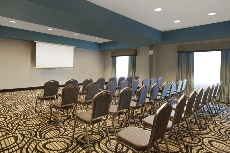 Best Western Plus Sand Bass Inn & Suites - Our hotel meeting room is the perfect place for your business's next meeting; it accommodates up to 101 people.