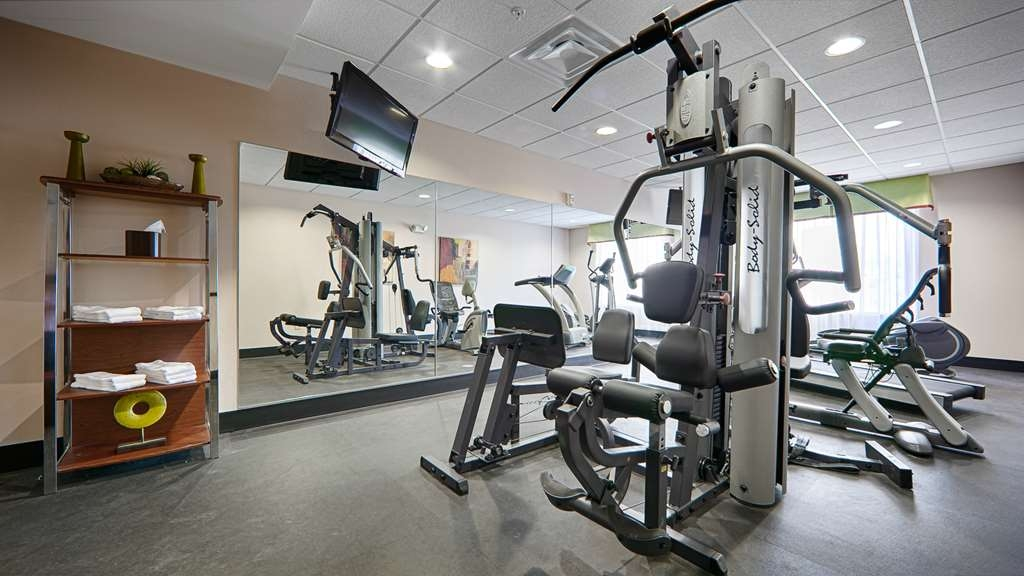 Best Western Plus Cushing Inn & Suites - Fitness Center