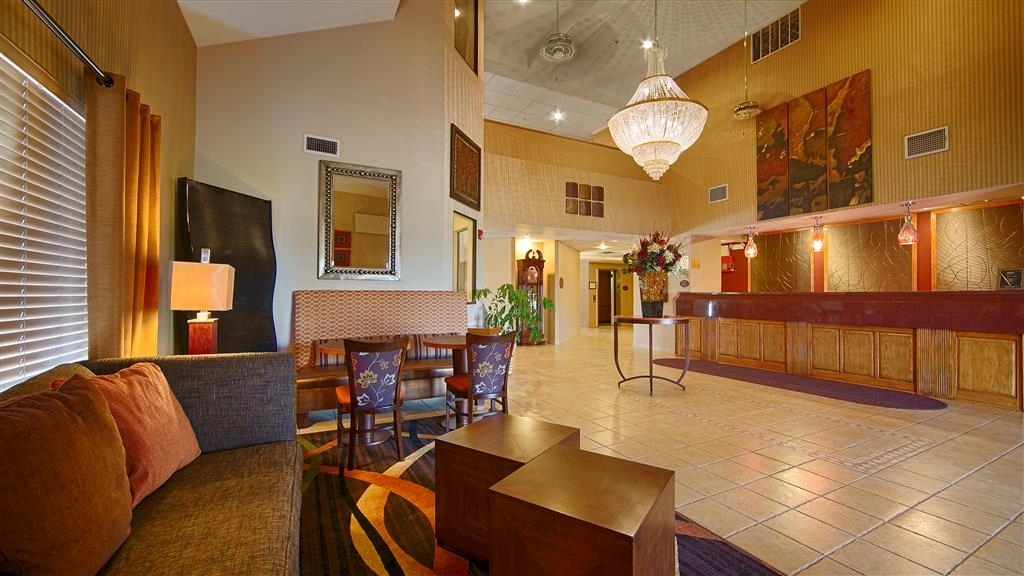 Best Western Plus Woodland Hills Hotel & Suites - The moment you step into our welcoming lobby, you'll feel like part of our family, stay with people who care.