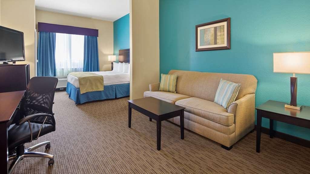 Best Western Lindsay Inn & Suites - Habitaciones/Alojamientos