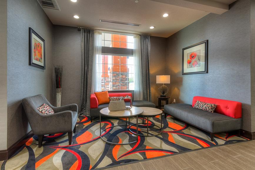 Best Western Plus Coweta's 1st Hotel - Lobbyansicht