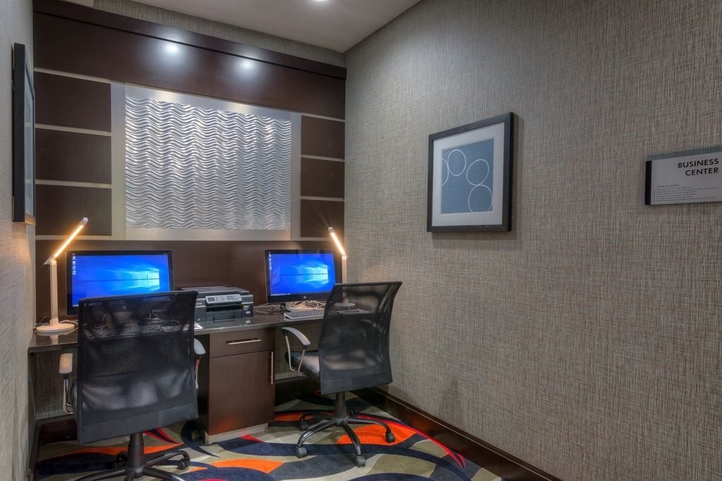 Best Western Plus Coweta's 1st Hotel - Complimentary Business Center with high speed internet, printer, scanner and fax to meet all your business needs.