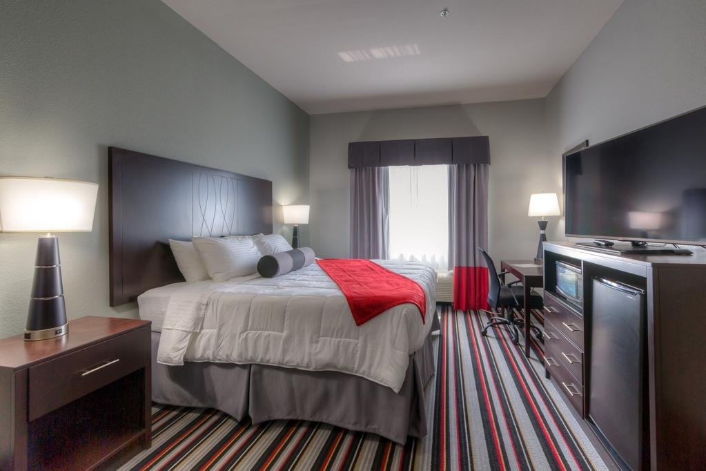 Best Western Plus Coweta's 1st Hotel - Camere / sistemazione