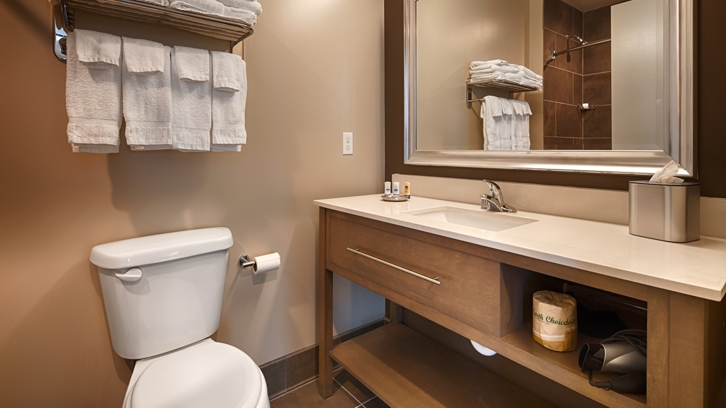Best Western Plus Downtown Tulsa/Route 66 Hotel - Bagno