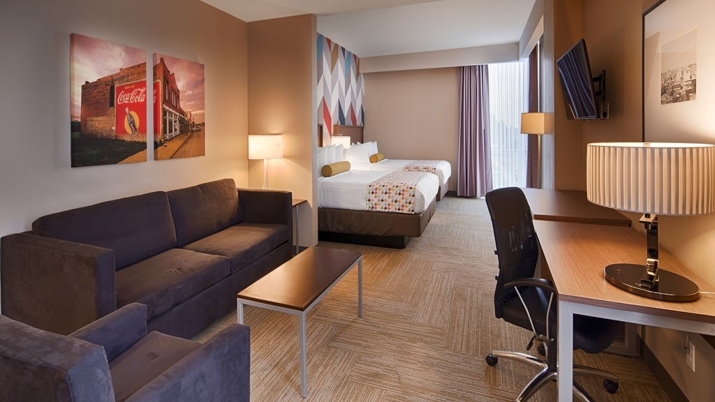 Best Western Plus Downtown Tulsa/Route 66 Hotel - Suite