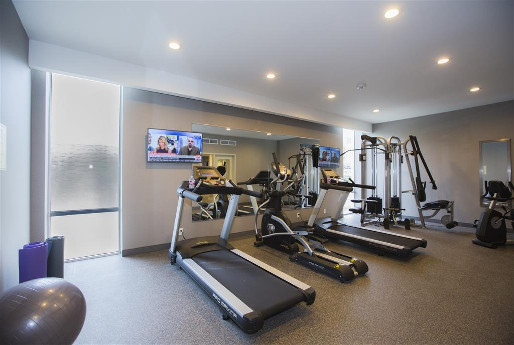 Best Western Plus Downtown Tulsa/Route 66 Hotel - Centro fitness