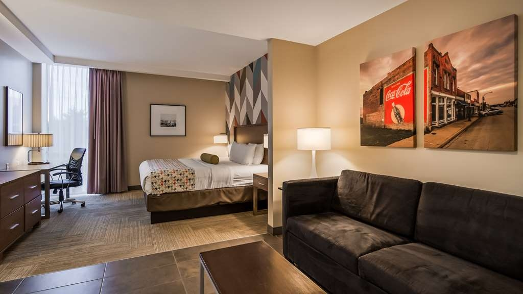 Best Western Plus Downtown Tulsa/Route 66 Hotel - Camere / sistemazione