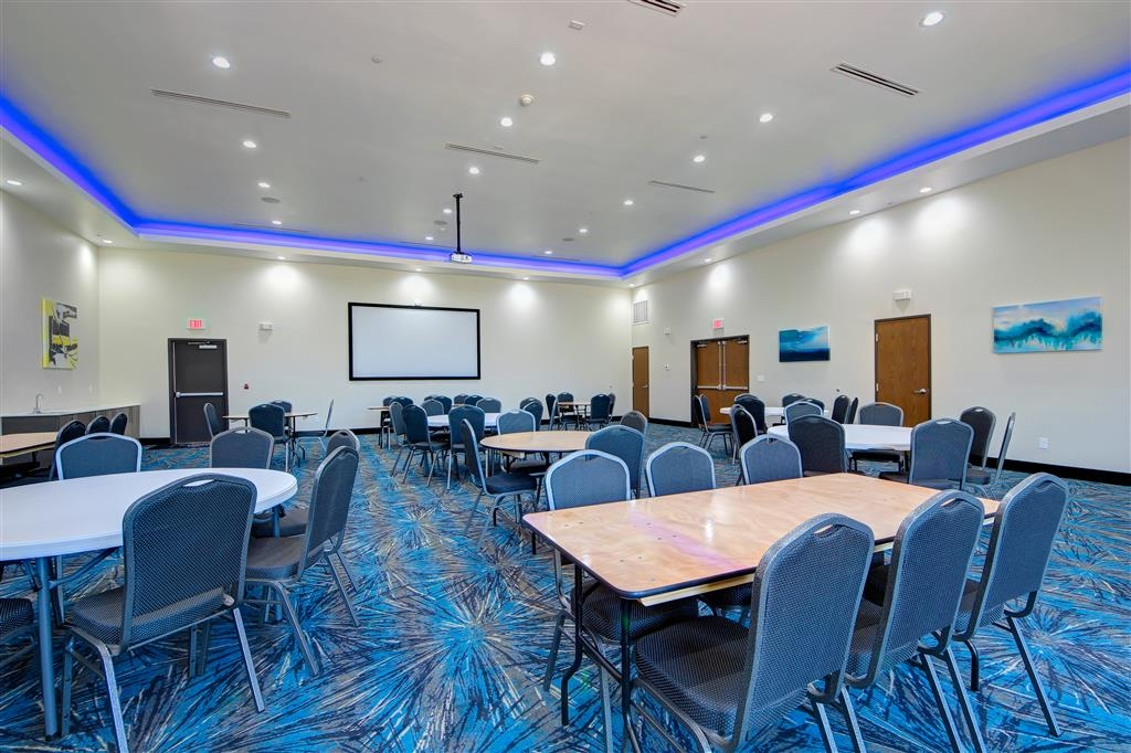 Best Western Plus The Inn & Suites at Muskogee - Ask about hosting an event in the Muskogee Best Western 2,900 Square foot conference room.