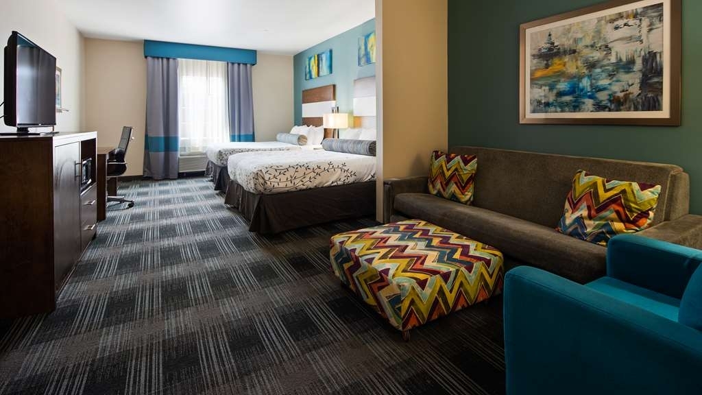 Best Western Plus The Inn & Suites at Muskogee - Guest room