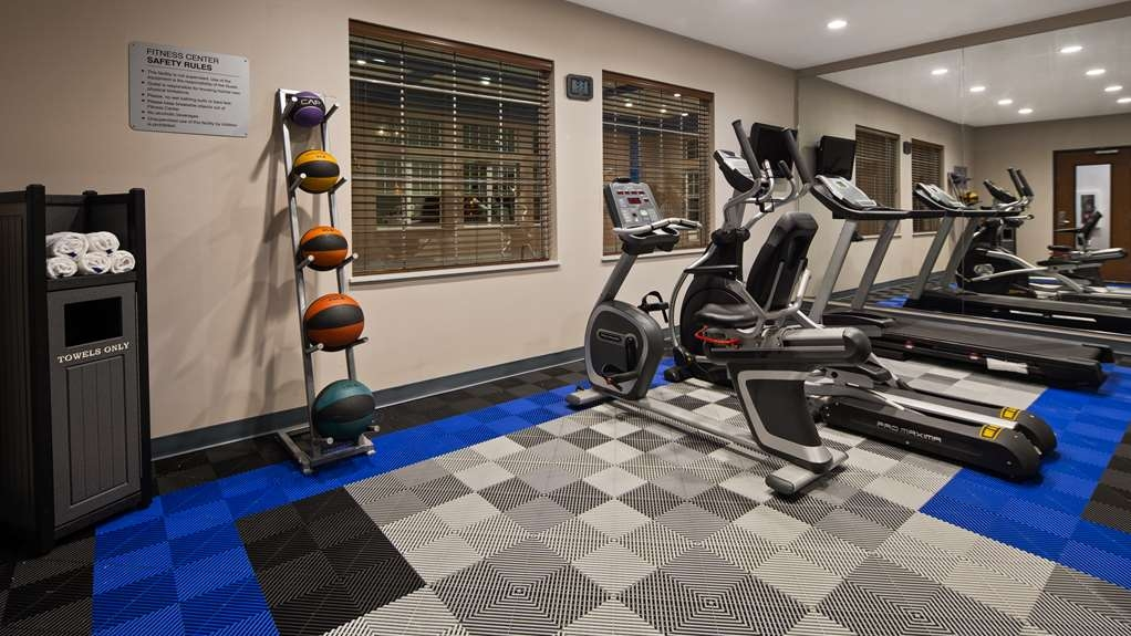 Best Western Plus The Inn & Suites at Muskogee - Club de remise en forme