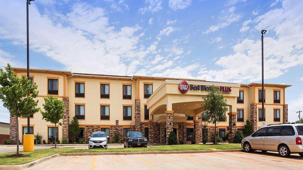 Best Western Plus Fairview Inn & Suites - Area esterna