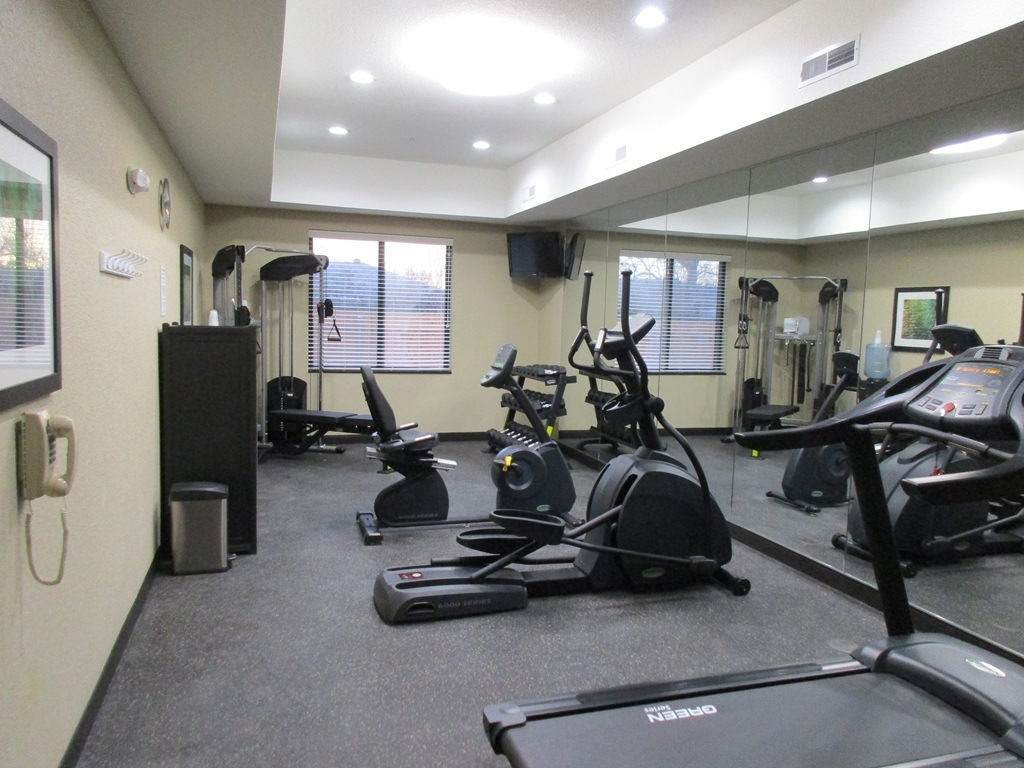Best Western Plus Fairview Inn & Suites - Fitness Room