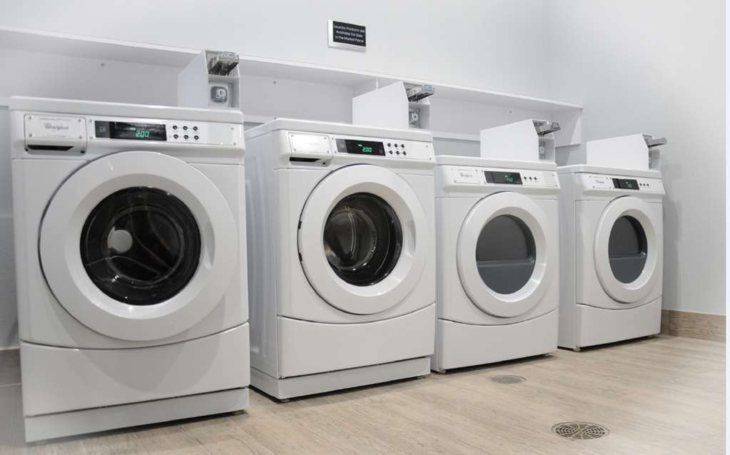 Best Western Plus Ardmore Inn & Suites - No need to go home with unclean clothes we offer an onsite laundry service.