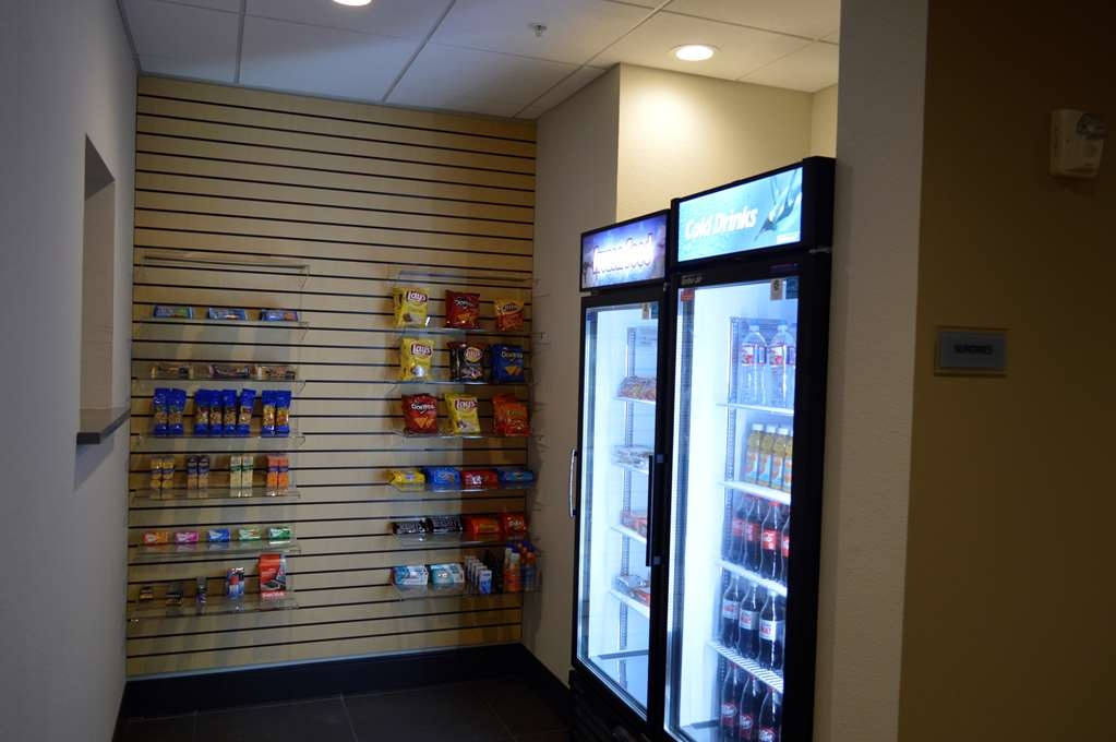 Best Western Plus Norman - Forgot something at home or need to pick up a quick snack? You don't have to leave the hotel. Our Sundries Shop has got you covered.