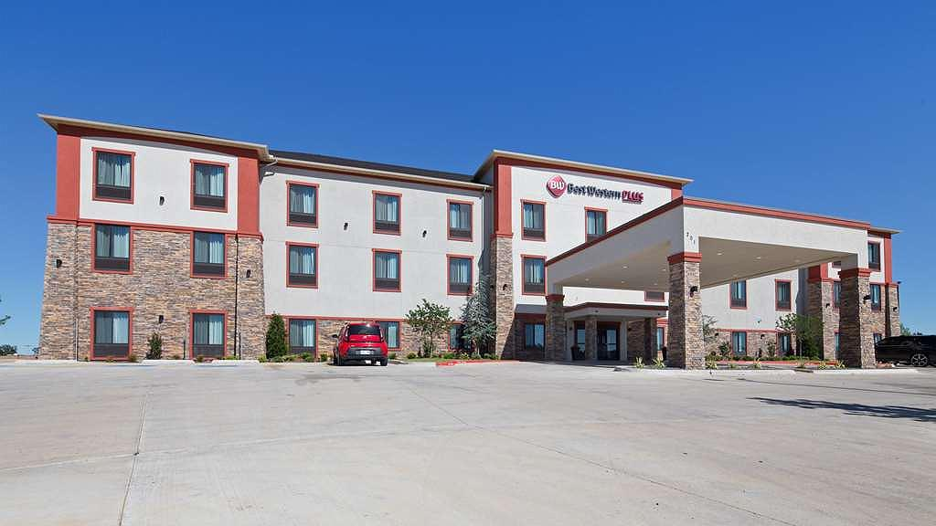 Best Western Plus Wewoka Inn & Suites - Vista exterior